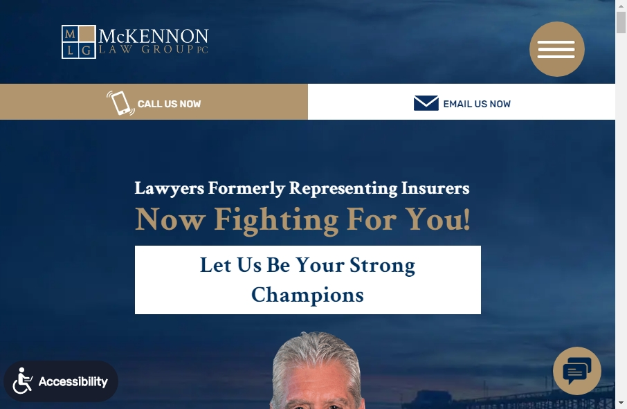 25 beautifully designed Attorneys website examples in 2021 24