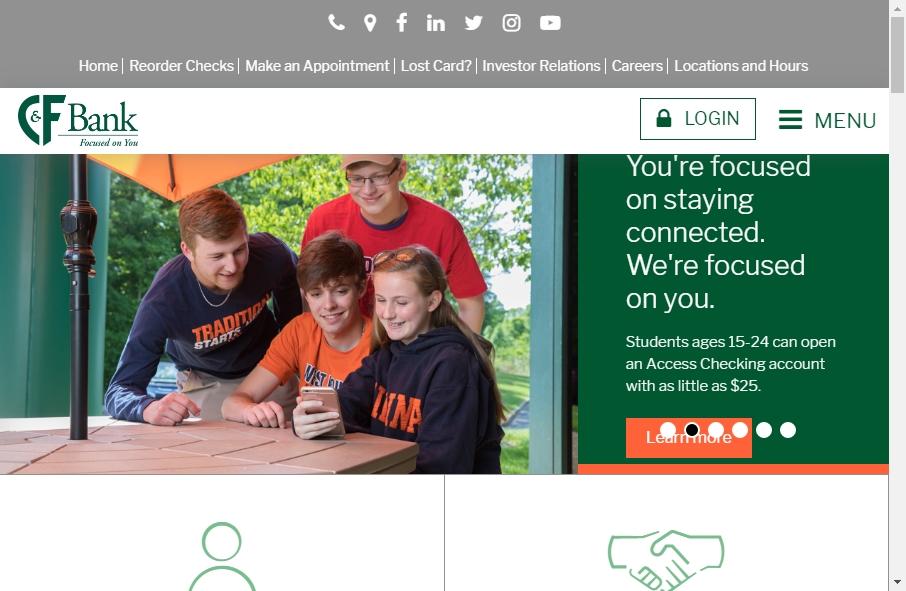 13 Amazing Finance Website Design Examples in 2021 21