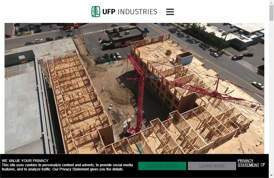 14 Industrial Website Examples to Inspire Your Site 24