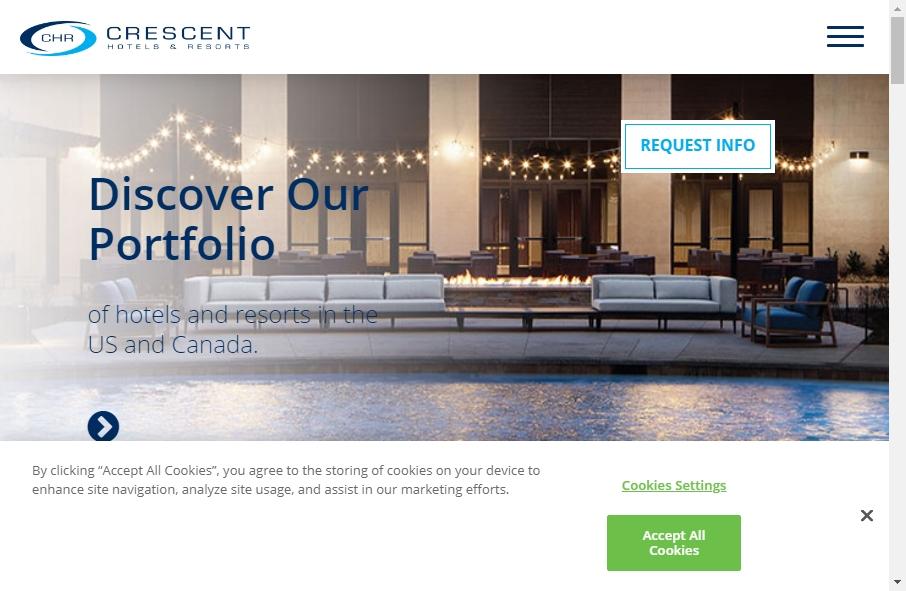Hotels Websites Design 24
