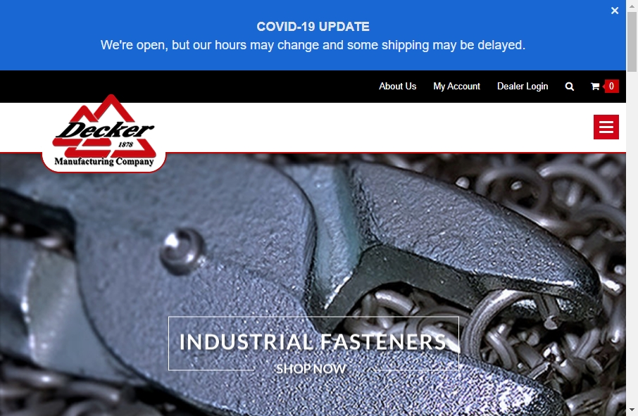 20 beautifully designed Manufacturing websites examples in 2021 25