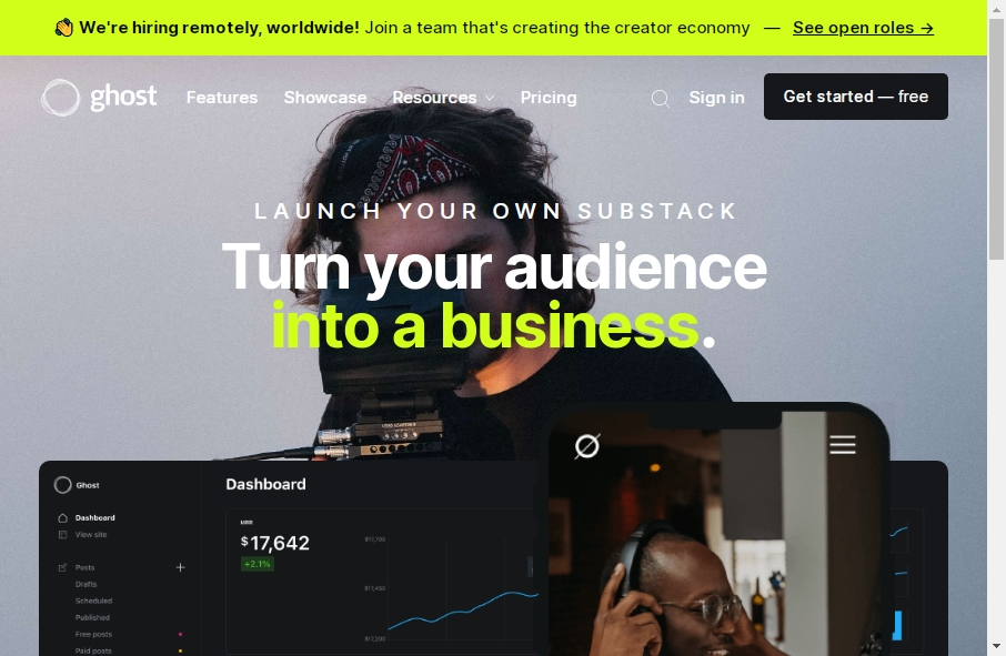 Showcase Websites Examples 24