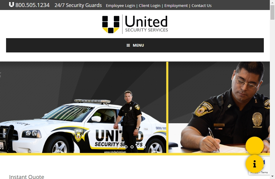 14 Examples of Inspirational Security Websites 21