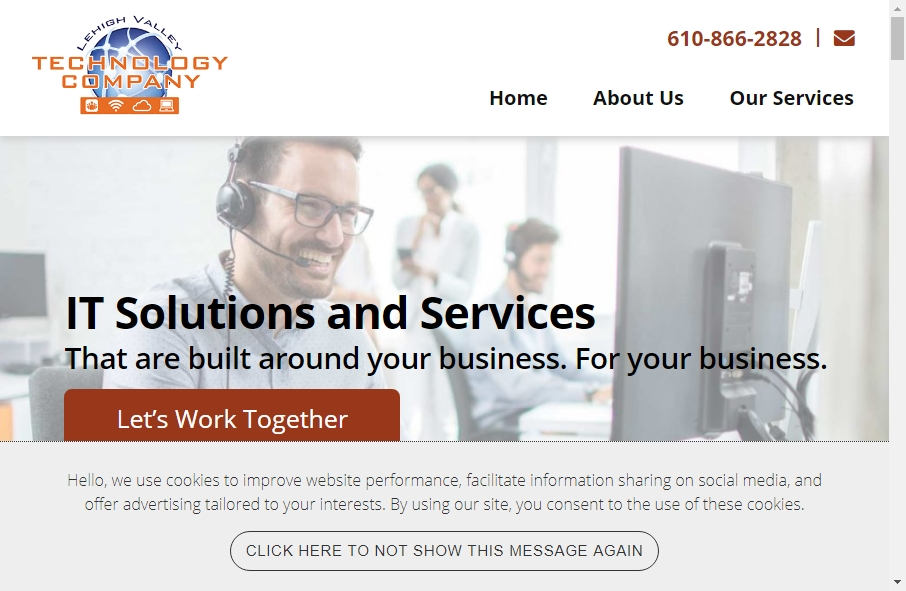 18 Great Technology Website Examples 25
