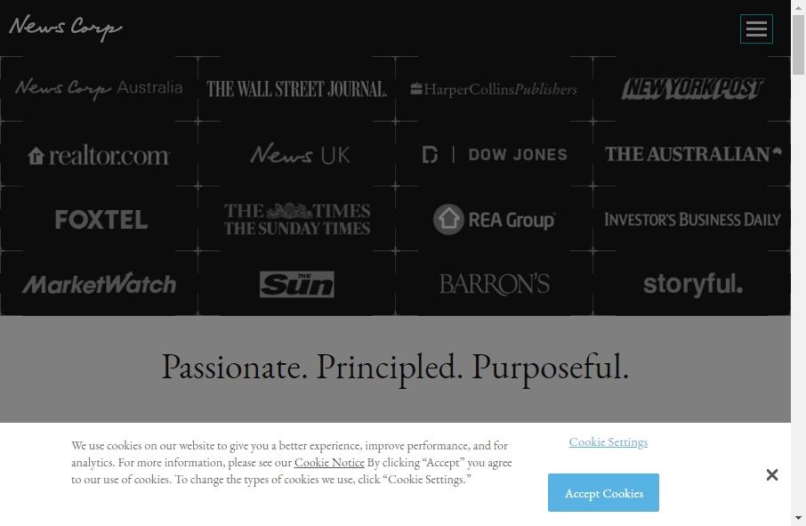 Amazing Newspaper Websites Design Examples in 2021 22