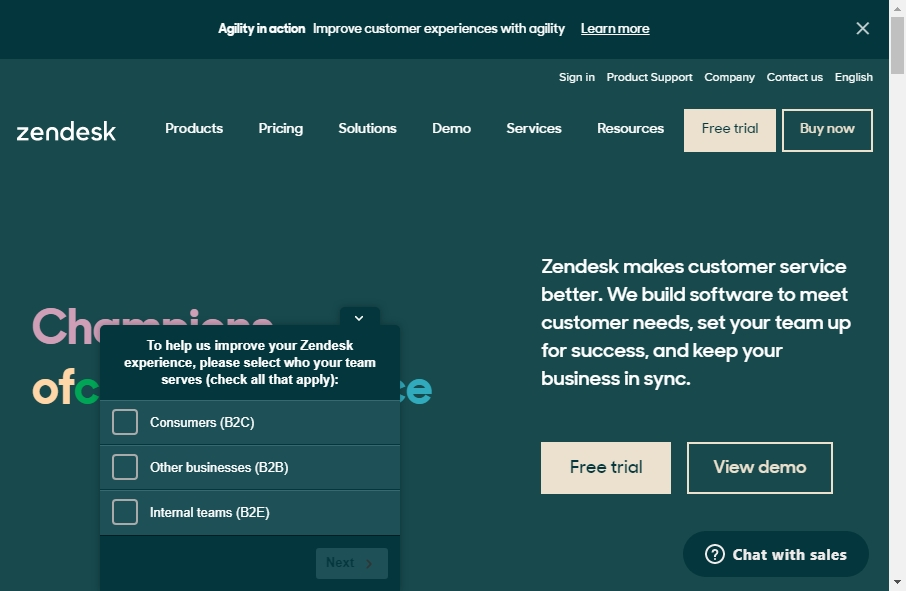 14 Examples of SaaS Websites With Fantastic Designs 24