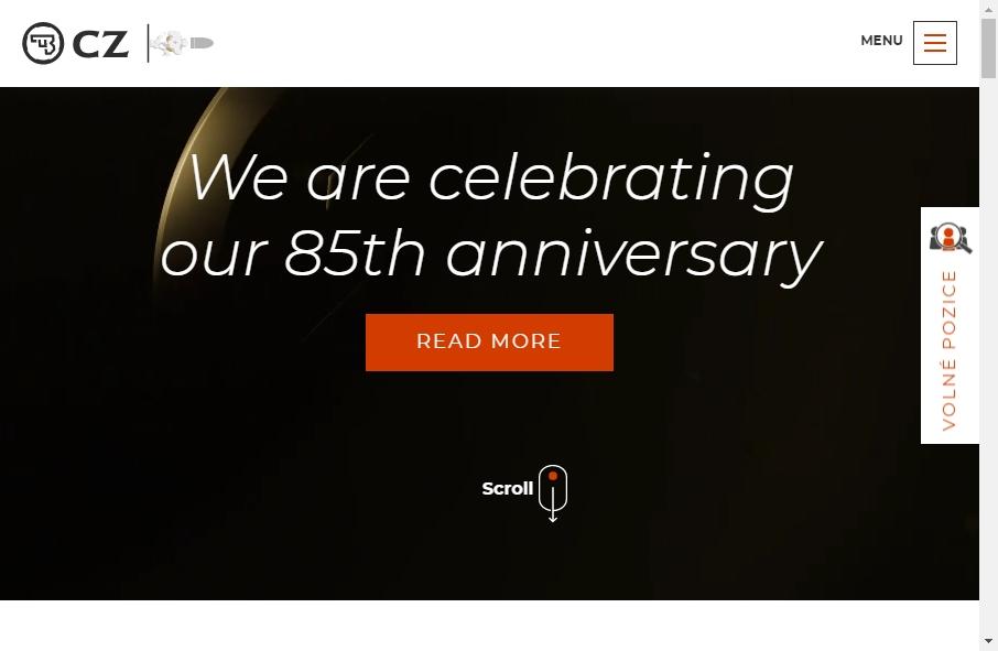 15 beautifully designed Gun website examples in 2021 25