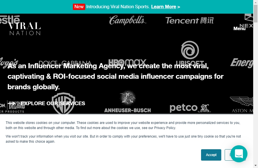 15 Examples of Social Media Websites With Fantastic Designs 25