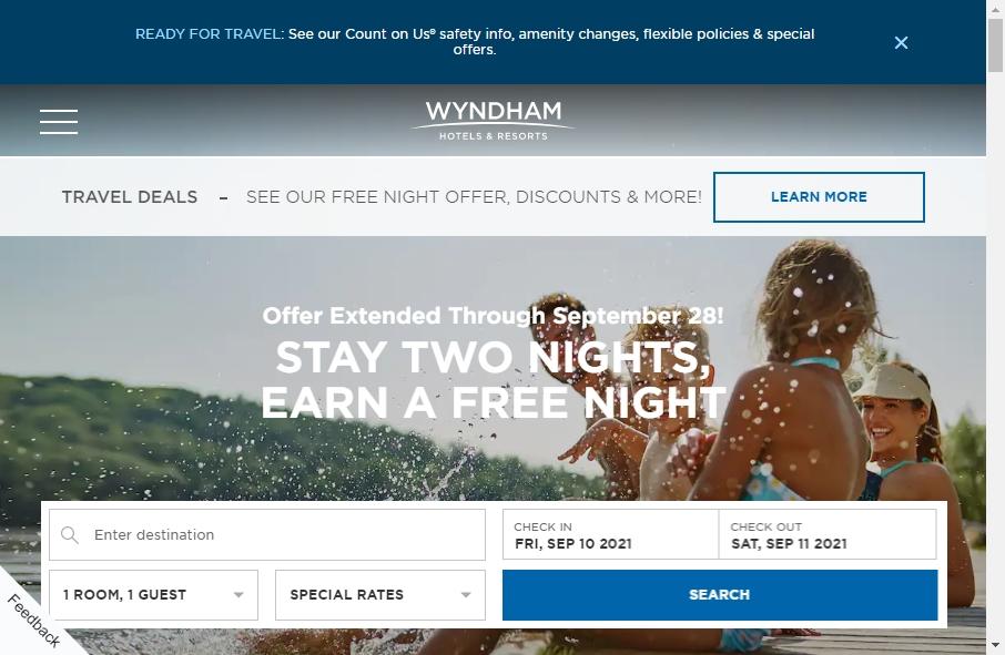 16 Great Motel Website Examples 24