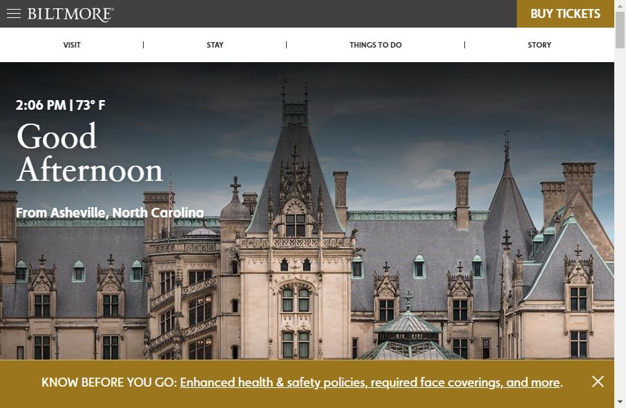 Information Websites Examples 26