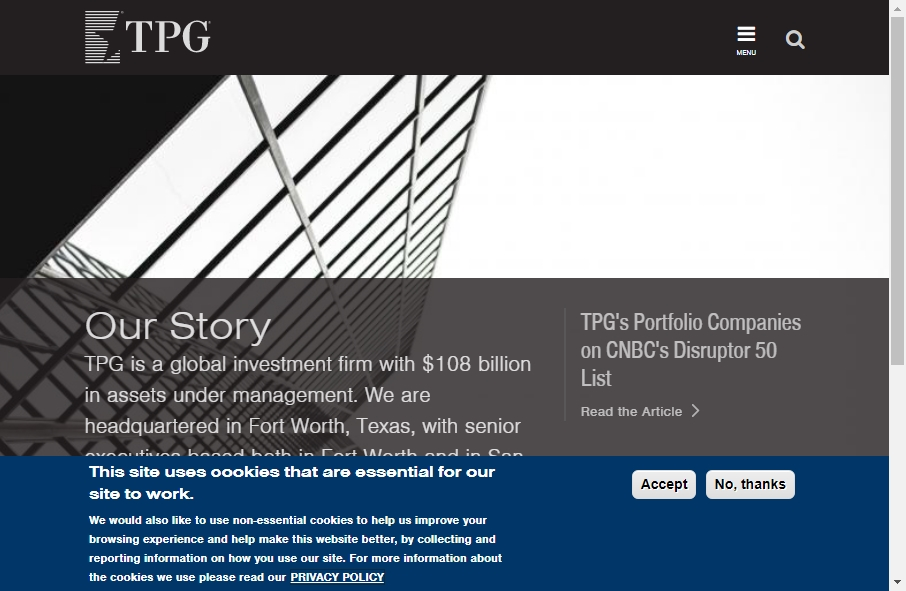 18 Private Equity Website Examples to Inspire Your Site 26