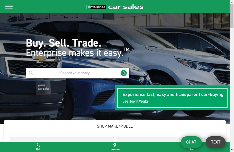 12 Examples of Auto Dealer Websites With Fantastic Designs 23