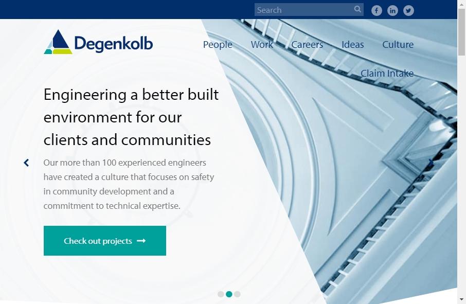 25 Best Engineering Website Design Examples for 2021 25