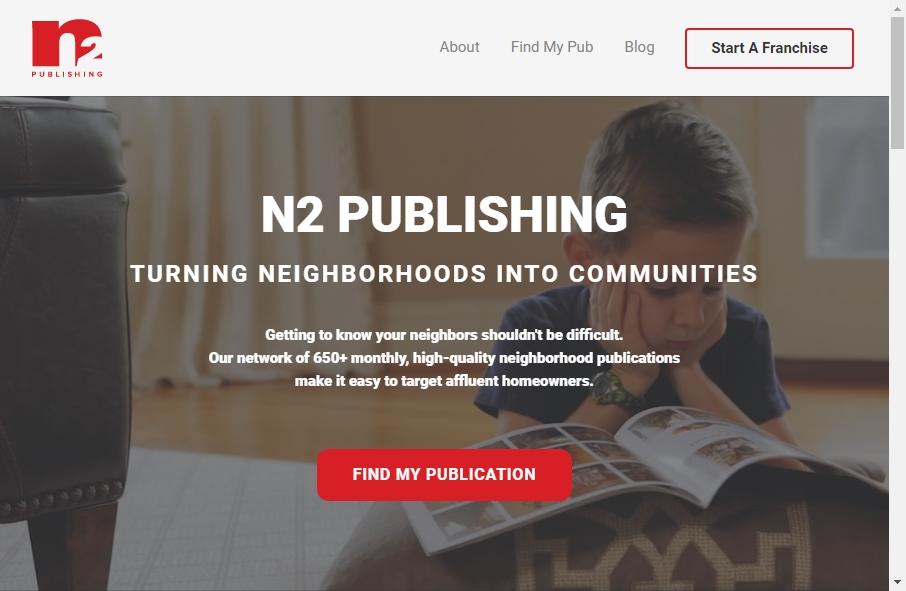 Magazine Website Design 24