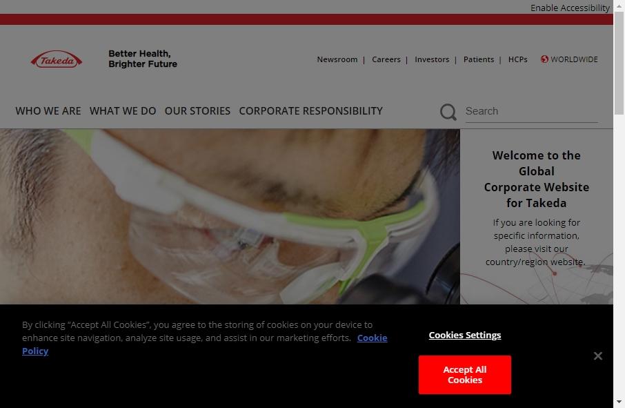 14 Best Pharmaceutical Website Design Examples for 2021 24