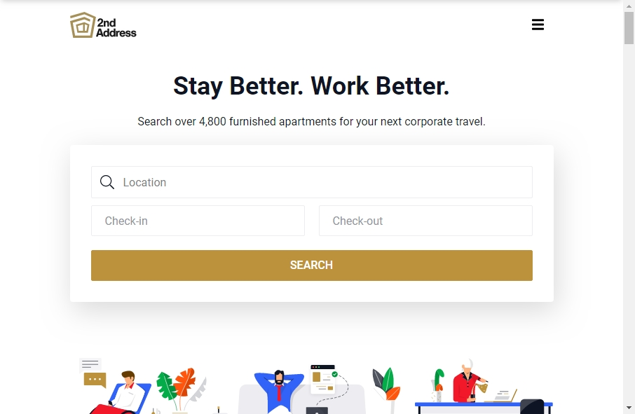 15 Accommodation Website Examples to Inspire Your Site 24