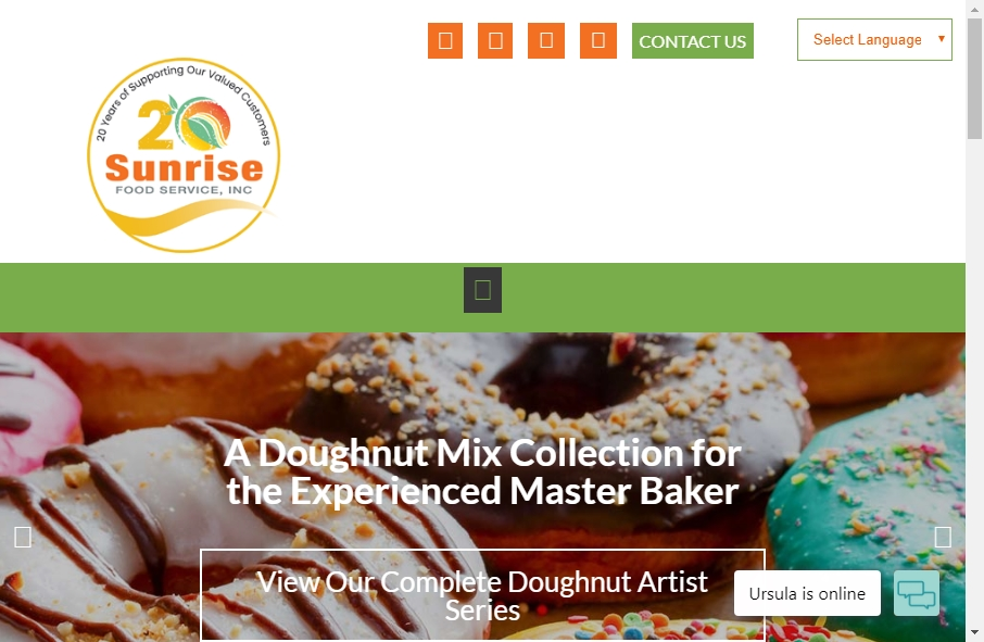 16 Examples of Food Product Websites With Fantastic Designs 25