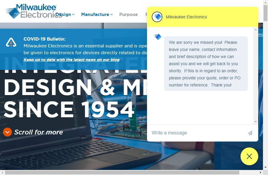 17 Great Electronics Website Examples 25