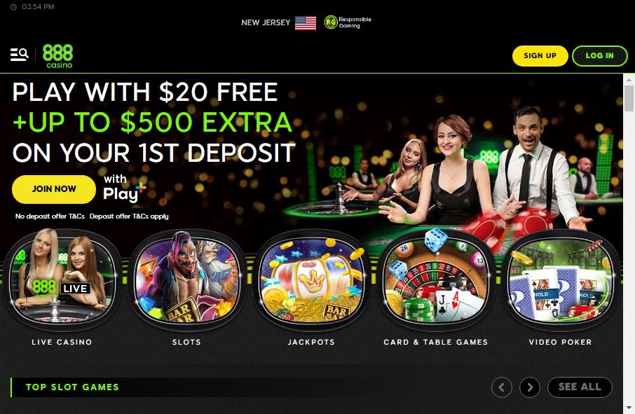 10 Examples of Inspirational Gambling Websites 25