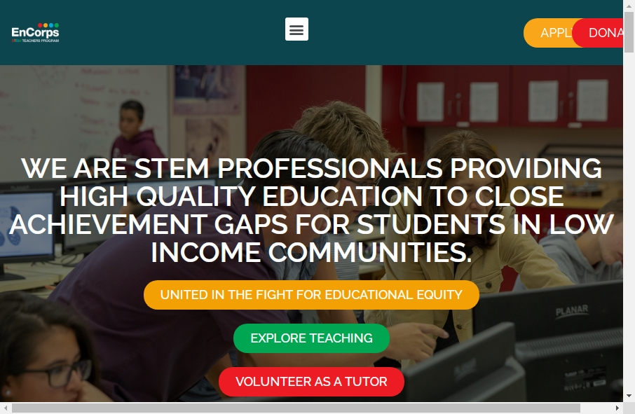 10 beautifully designed Teacher website examples in 2021 23