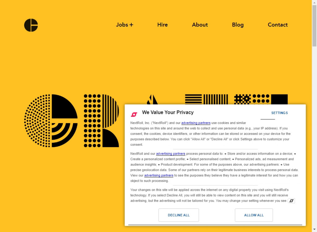 Experimental Web Designs To Inspire You 26