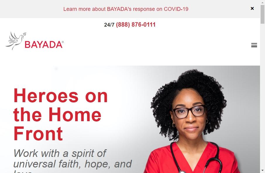 10 Amazing Nurses Website Design Examples in 2021 24