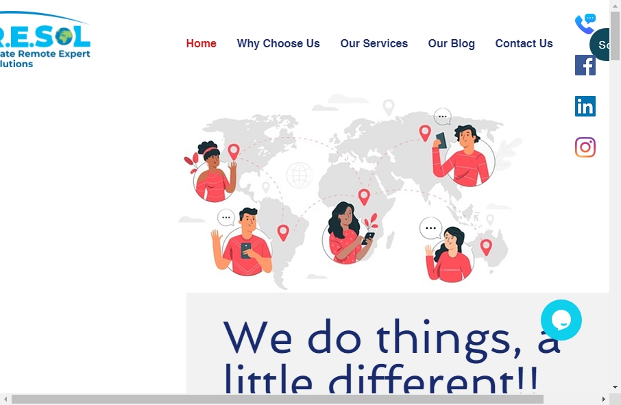 14 Great Administration Website Examples 24