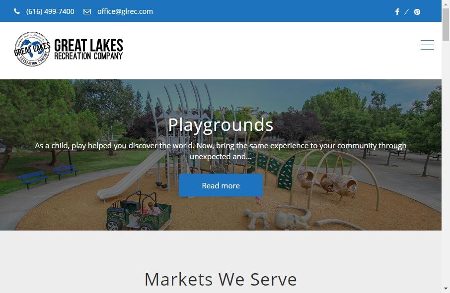 15 Amazing Recreation Website Design Examples in 2021 26