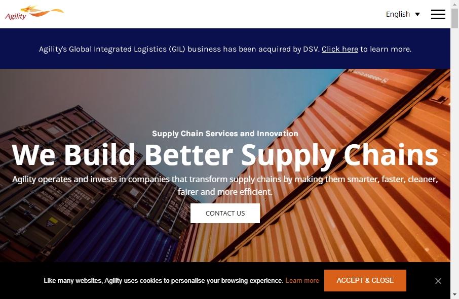 Warehousing Websites Examples 26