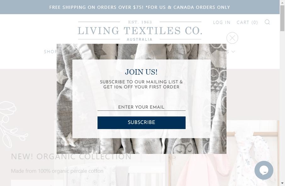 12 Amazing Textiles Website Design Examples in 2021 24