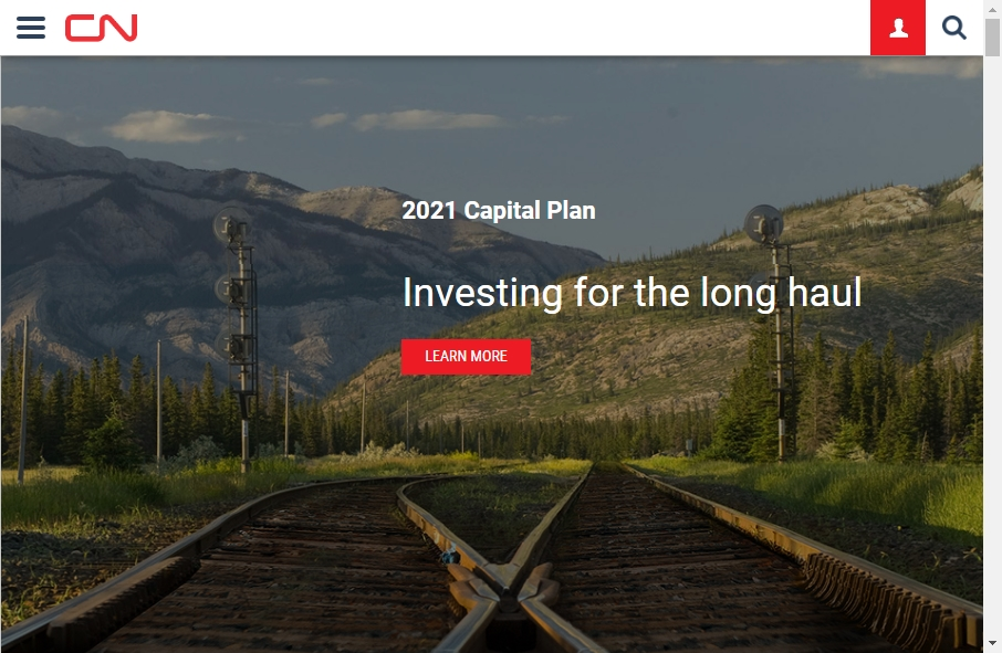 Best Railroad Website Design Examples for 2021 23