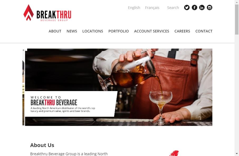 Best Liquor Website Designs Examples for 2021 23