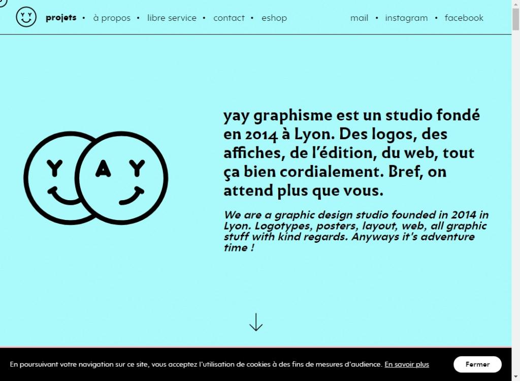 18 Beautifully Designed Single Page Websites 26