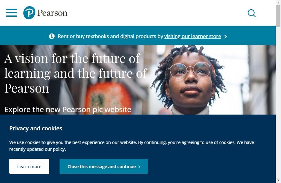 16 Amazing Educational Website Design Examples in 2021 24