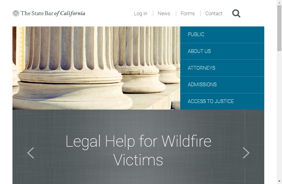 16 Great Lawyer Website Examples 25