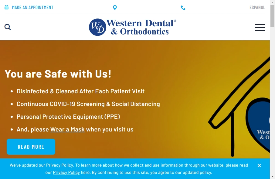 16 Dentist Website Examples to Inspire Your Site 25