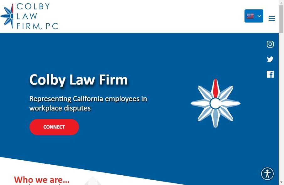 Best Law Websites Design Examples for 2021 24