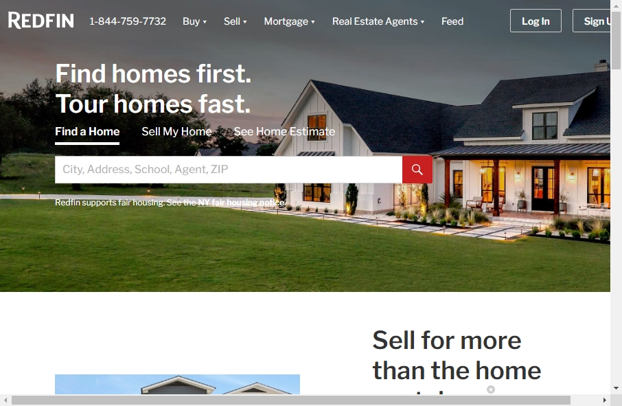 15 Great Real Estate Website Examples 24