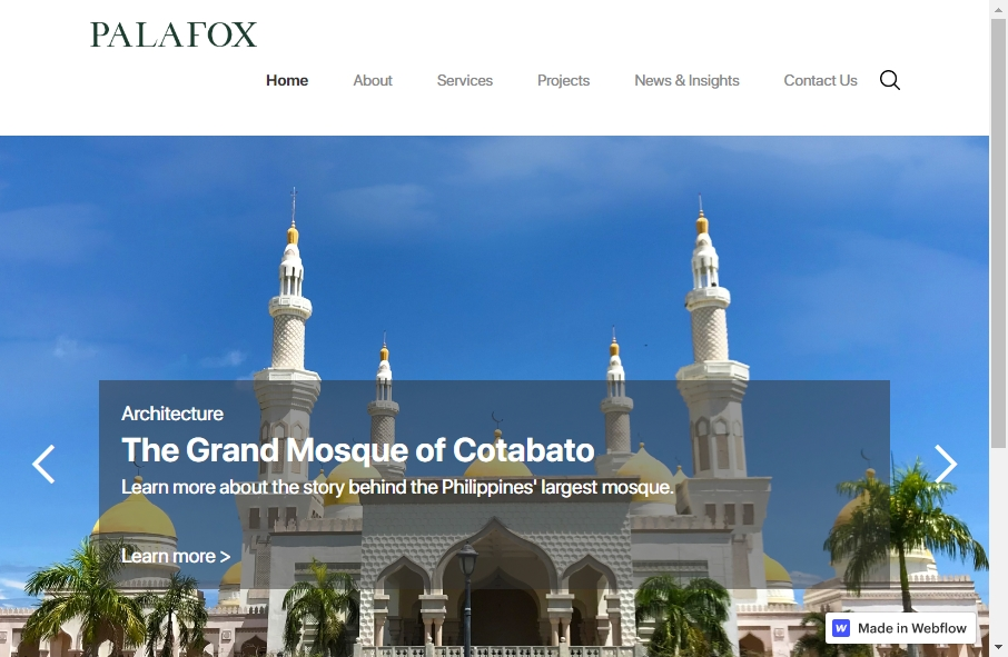 14 Examples of Architectural Websites With Fantastic Designs 25