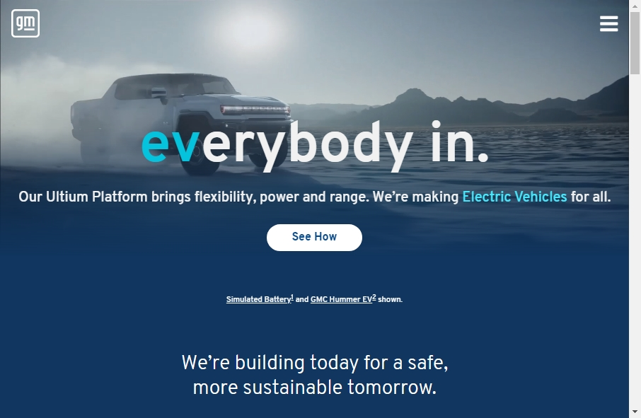 13 Amazing Corporate Websites Design Examples in 2021 26