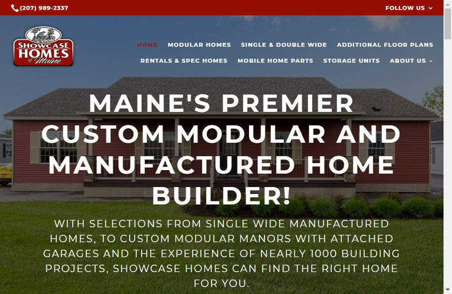 Showcase Websites Examples 25