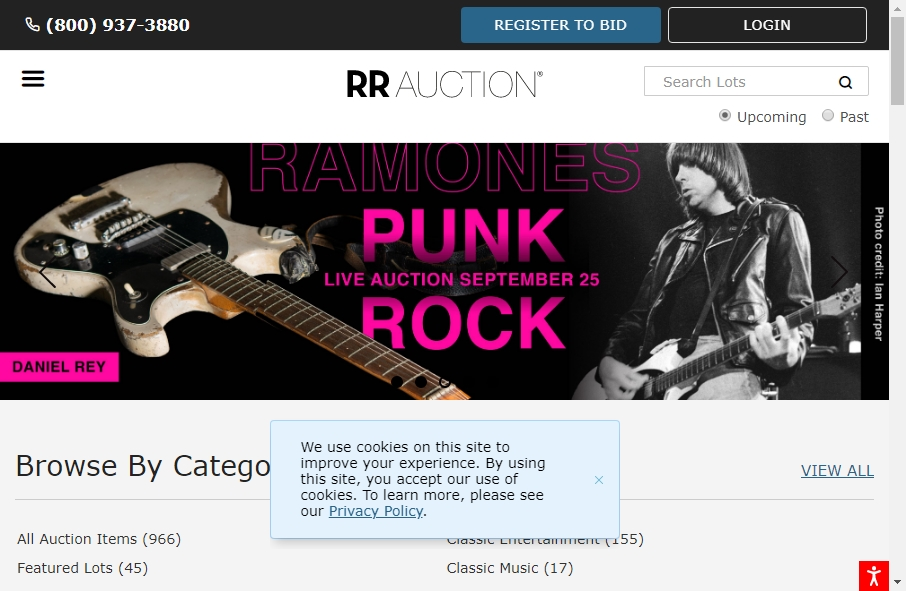 14 Great Auction Websites Examples 24