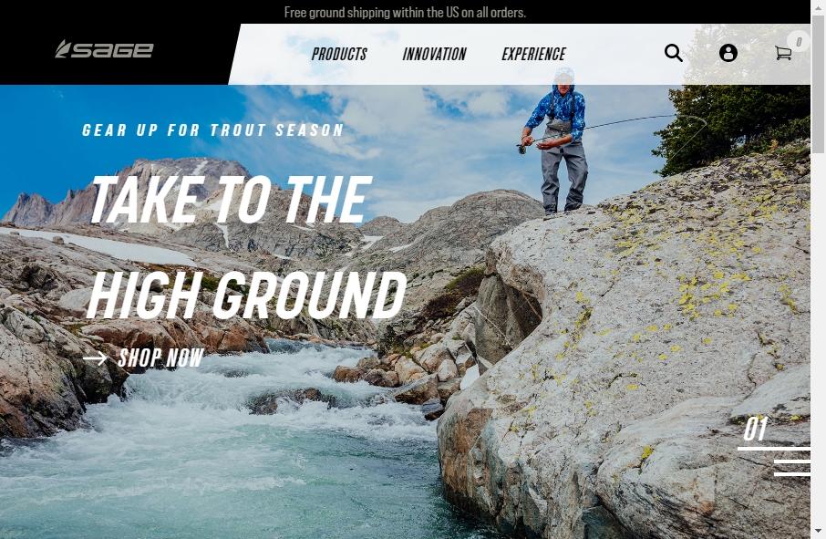 13 Best Fishing Websites Design Examples for 2021 25