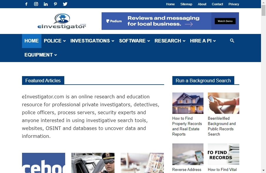 Amazing Newspaper Websites Design Examples in 2021 23