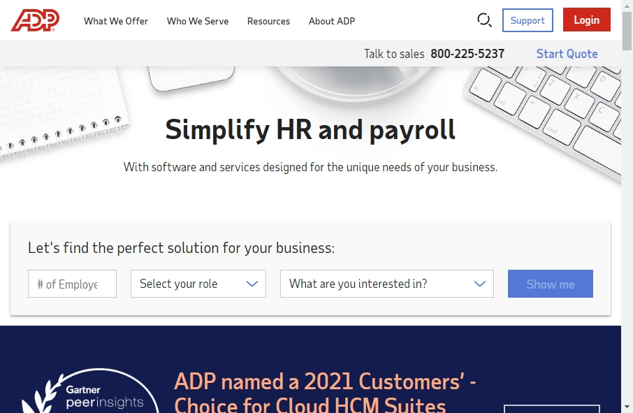 14 Examples of SaaS Websites With Fantastic Designs 25
