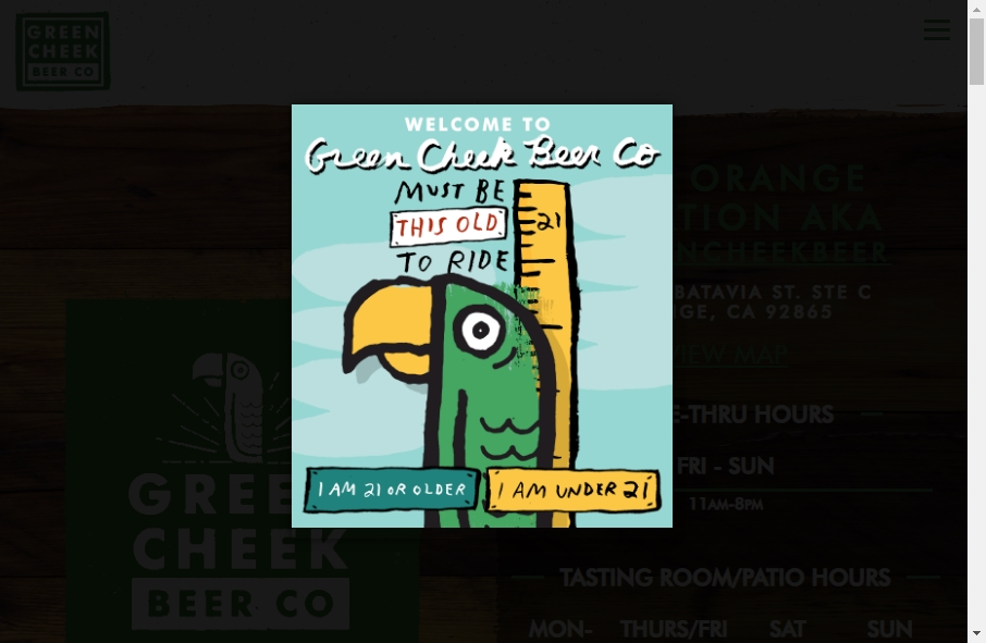 15 Beer Websites Examples to Inspire Your Site 24