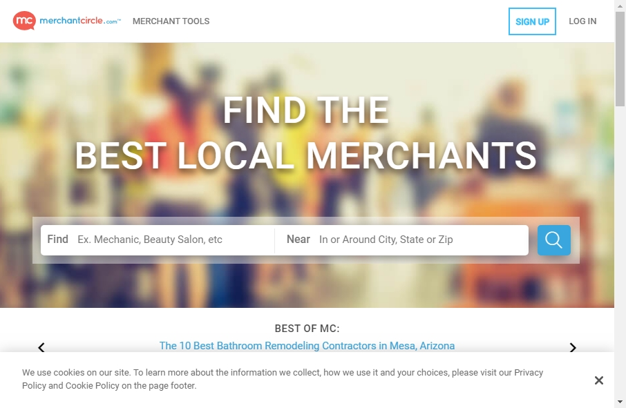 13 Examples of Inspirational Listing Websites 25