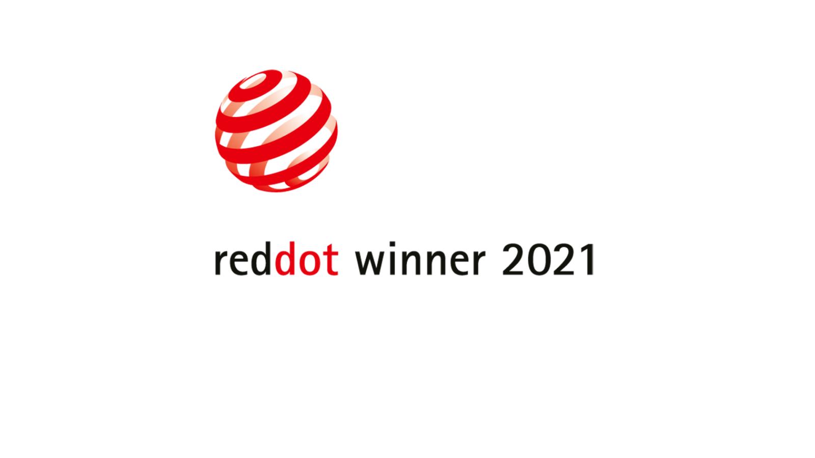 Red Dot Winner